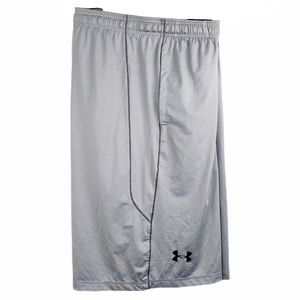 Under Armour Men's Gray Athletic Shorts Size 2XLT